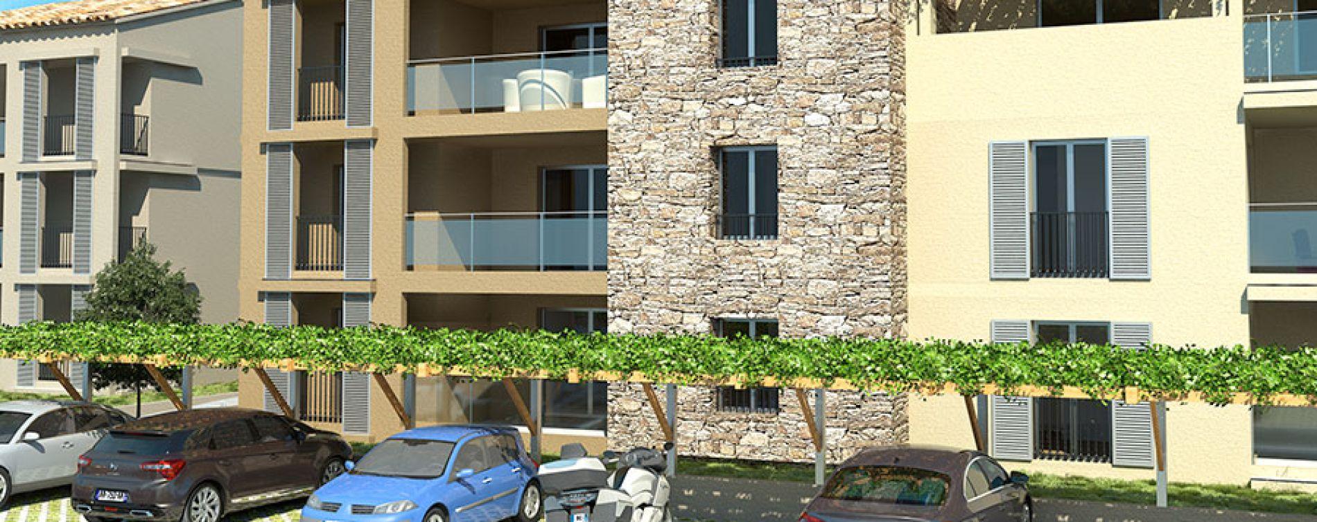 Résidence Domaine A Mortella à Saint-Florent