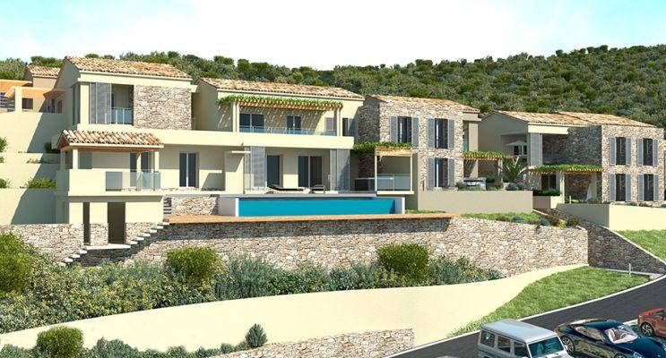 Photo n°1 du Résidence « Domaine A Mortella » programme immobilier neuf à Saint-Florent