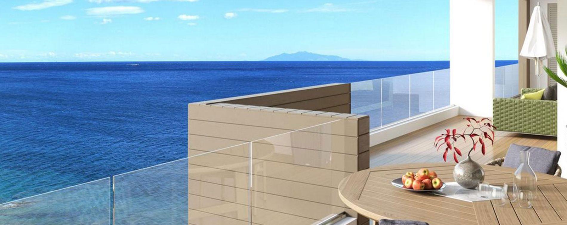 San-Martino-di-Lota : programme immobilier neuve « PietraMare » en Loi Pinel (3)