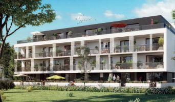 Brumath : programme immobilier neuf « Arbor & Sens » en Loi Pinel