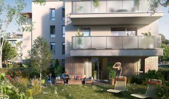Eckbolsheim programme immobilier neuve « Ecko » en Loi Pinel