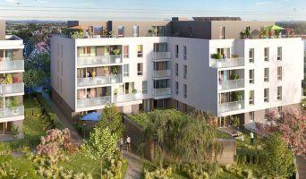 Eckbolsheim programme immobilier neuve « Ecko » en Loi Pinel  (2)