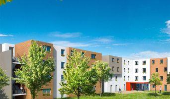 Entzheim : programme immobilier neuf « Mosaik »