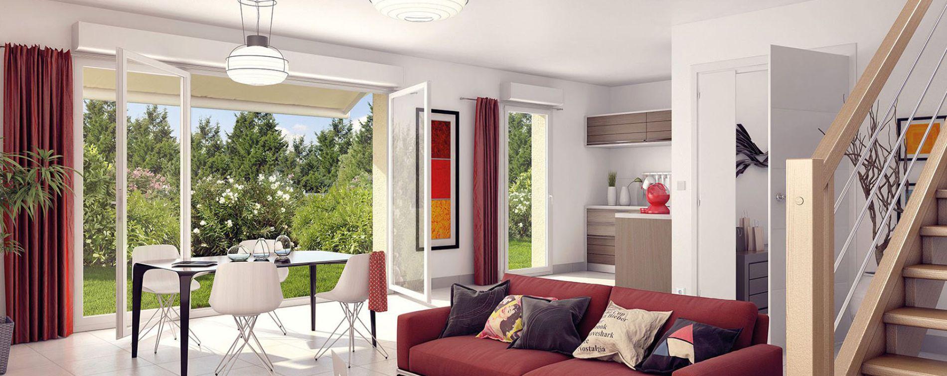 Gries : programme immobilier neuve « Sessilia » (3)