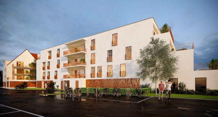 Photo du Résidence « Anvergur » programme immobilier neuf à Haguenau