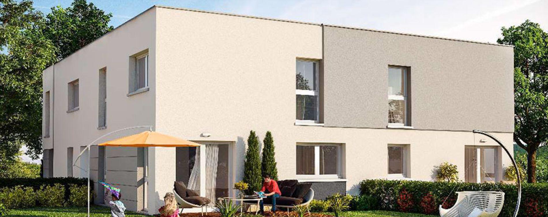 Résidence BoCarré à Hangenbieten