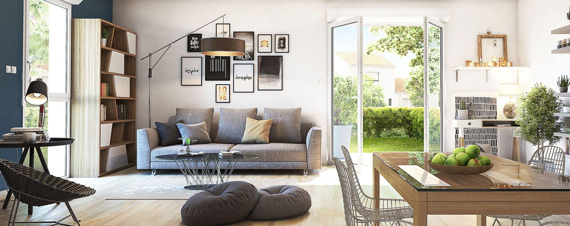 Illkirch-Graffenstaden : programme immobilier neuve « Azur & O » (2)