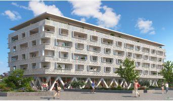 Illkirch-Graffenstaden : programme immobilier neuf « Unitha » en Loi Pinel