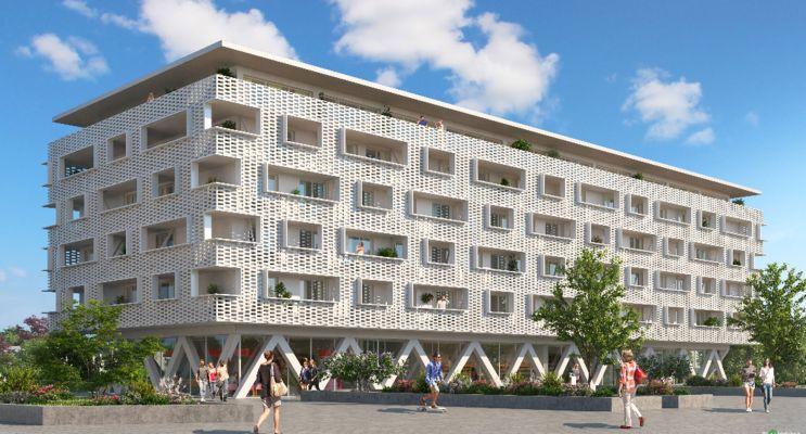 Photo du Résidence « Unitha » programme immobilier neuf en Loi Pinel à Illkirch-Graffenstaden