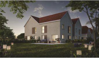 Photo du Résidence « Les Carrés Culture » programme immobilier neuf à Innenheim
