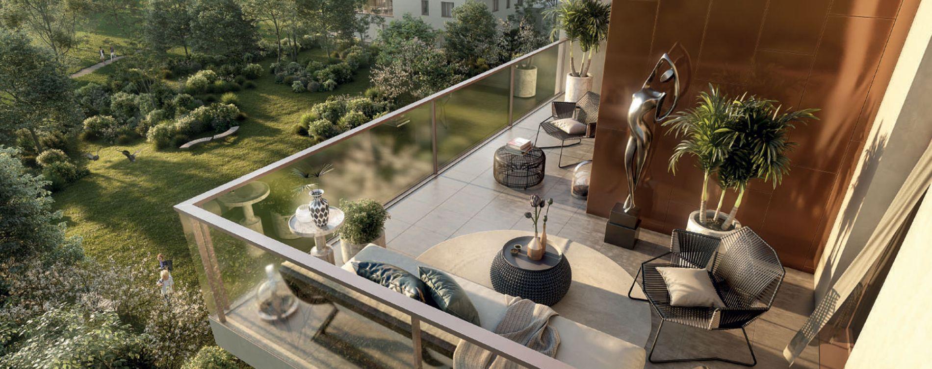Lingolsheim : programme immobilier neuve « Green Square - Tranche 2 » (2)