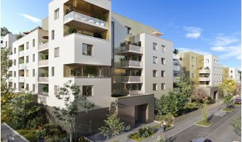 Photo du Résidence « Green Square - Tranche 2 » programme immobilier neuf en Loi Pinel à Lingolsheim