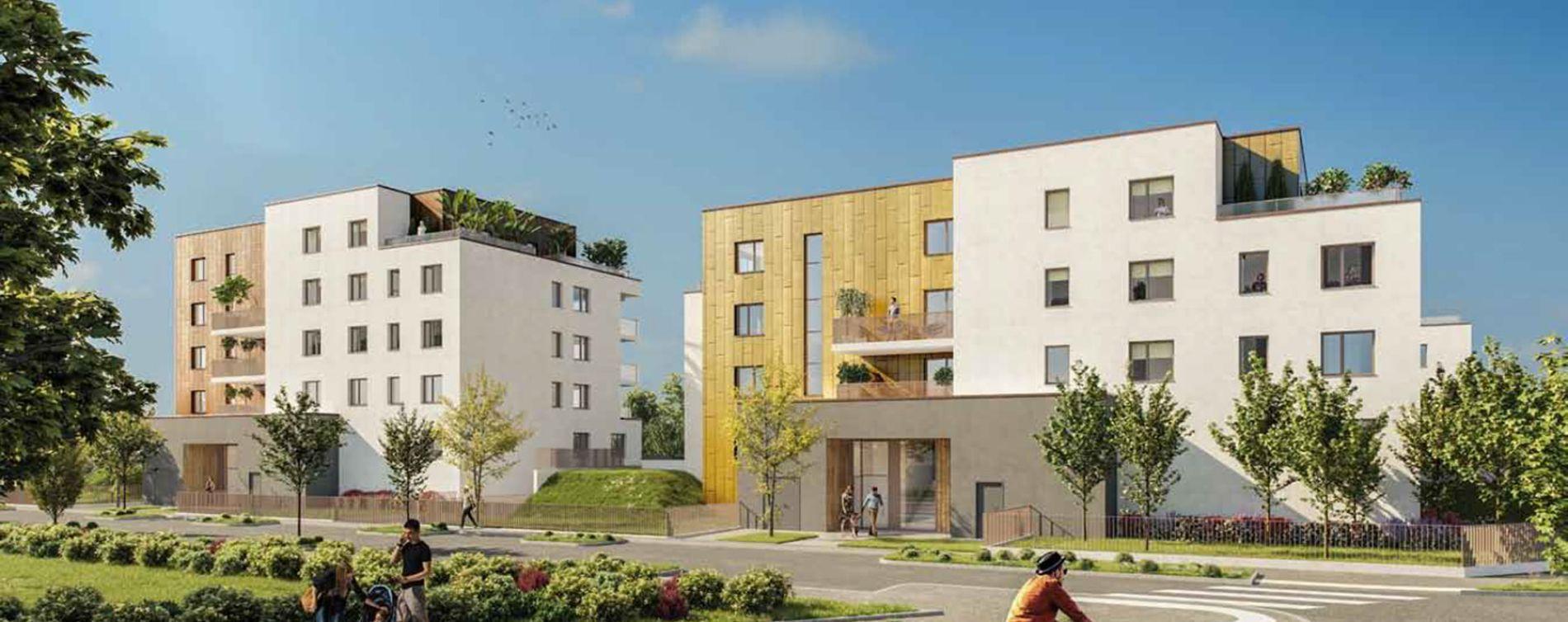 Résidence Green Square à Lingolsheim