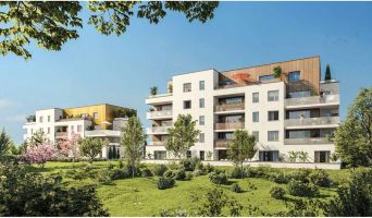 Photo du Résidence « Green Square » programme immobilier neuf en Loi Pinel à Lingolsheim