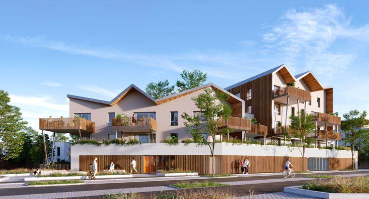 Photo du Résidence « Kabûto » programme immobilier neuf en Loi Pinel à Lingolsheim