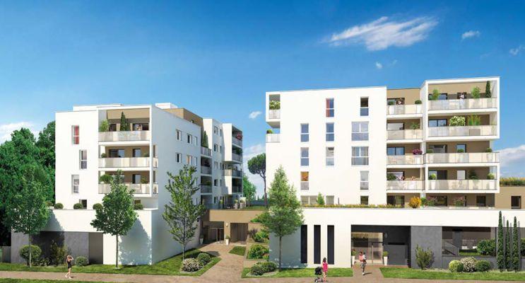 Lingolsheim : programme immobilier neuf « Signature Bât. B » en Loi Pinel