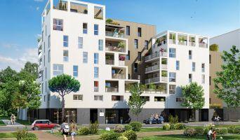 Lingolsheim : programme immobilier neuf « Signature » en Loi Pinel