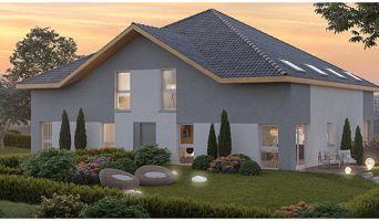 Résidence « Les Carrés Flow » programme immobilier neuf à Minversheim n°2