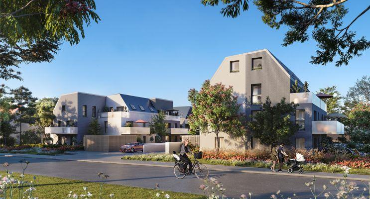 Photo du Résidence « Ortensia » programme immobilier neuf en Loi Pinel à Mittelhausbergen