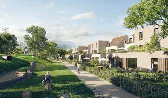 Résidence « Le Flore » programme immobilier neuf en Loi Pinel à Mundolsheim