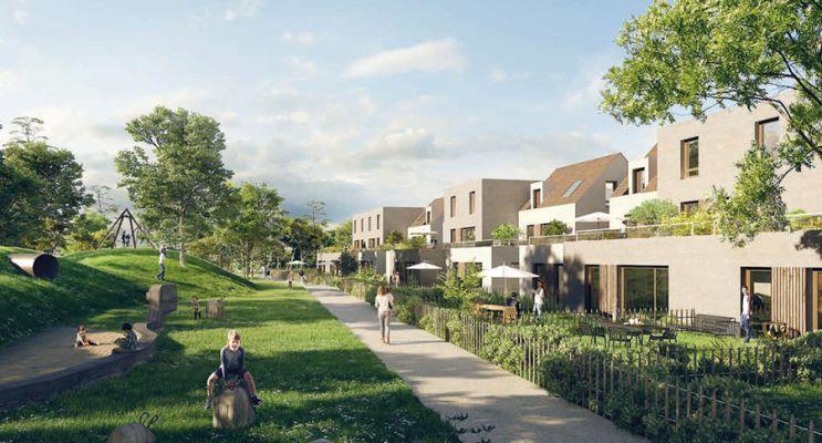 Photo du Résidence « Le Flore » programme immobilier neuf en Loi Pinel à Mundolsheim