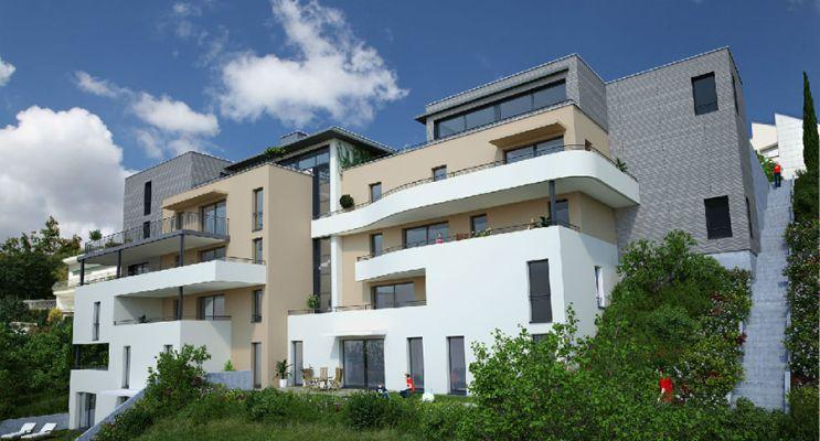Photo du Résidence « Séléna » programme immobilier neuf en Loi Pinel à Obernai