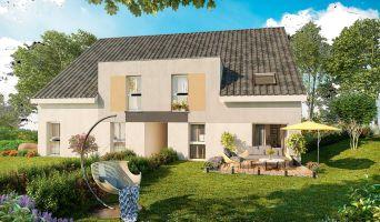 Photo du Résidence « Les Carrés Tétra » programme immobilier neuf à Ohlungen