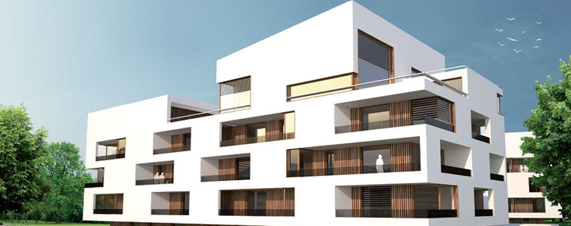 les bor ales tr1 ostwald programme immobilier neuf n 210223. Black Bedroom Furniture Sets. Home Design Ideas