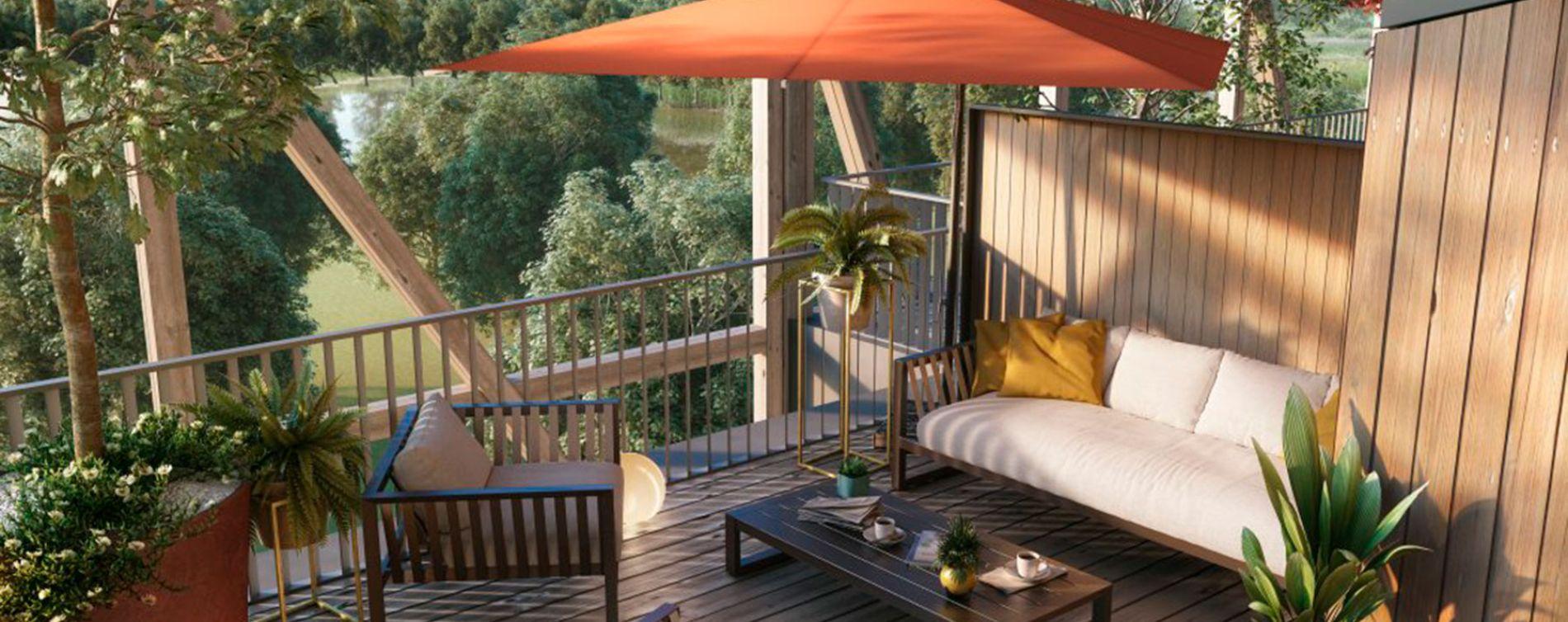 Ostwald : programme immobilier neuve « Polaris 2 » en Loi Pinel (4)