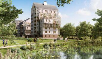 Photo du Résidence « Polaris » programme immobilier neuf en Loi Pinel à Ostwald