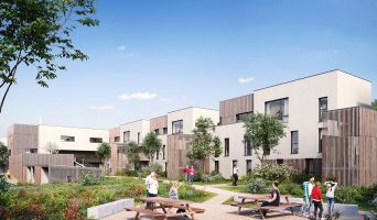 Photo du Résidence « HavaH » programme immobilier neuf en Loi Pinel à Reichstett