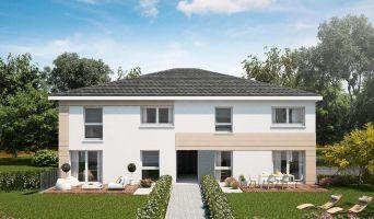 Résidence « Les Carrés Bellevue » programme immobilier neuf à Ringendorf n°1