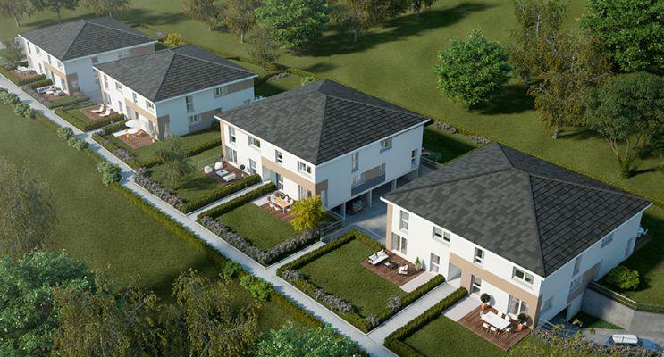 Résidence « Les Carrés Bellevue » programme immobilier neuf à Ringendorf n°2