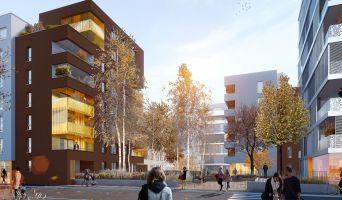 Schiltigheim programme immobilier neuve « Follement Schilick 2 » en Loi Pinel  (2)