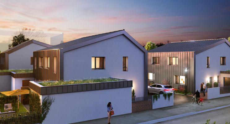 Schiltigheim : programme immobilier neuf « Follement Schilick Bât. H » en Loi Pinel