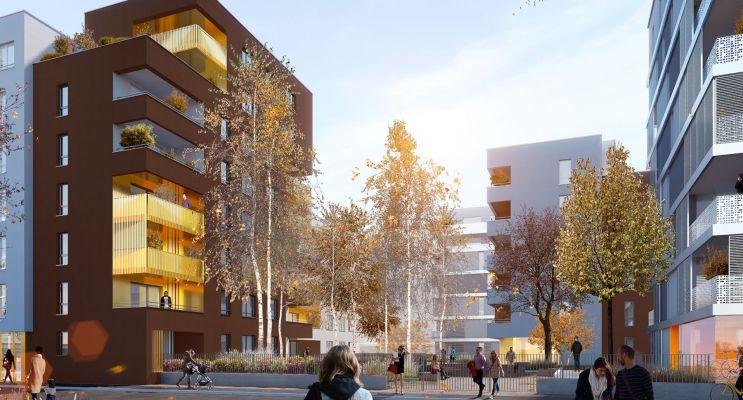 Résidence « Follement Schilick » programme immobilier neuf en Loi Pinel à Schiltigheim n°1