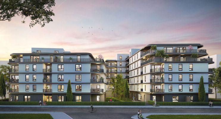 Photo du Résidence « La Closerie de Cérès » programme immobilier neuf en Loi Pinel à Schiltigheim