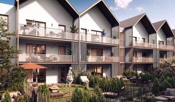 Strasbourg programme immobilier neuve « Connexions » en Loi Pinel  (2)