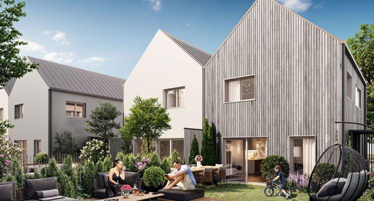 Strasbourg programme immobilier neuf « Connexions » en Loi Pinel
