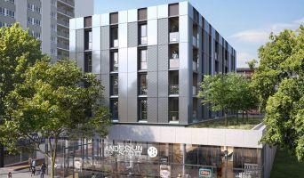Résidence « Epsilon » programme immobilier neuf en Loi Pinel à Strasbourg