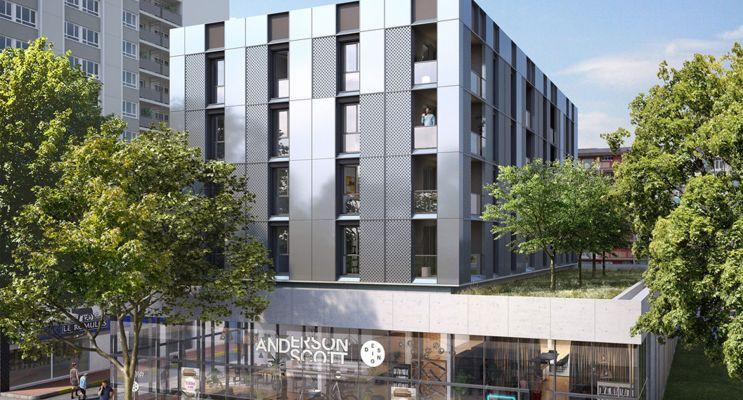 Photo du Résidence « Epsilon » programme immobilier neuf en Loi Pinel à Strasbourg