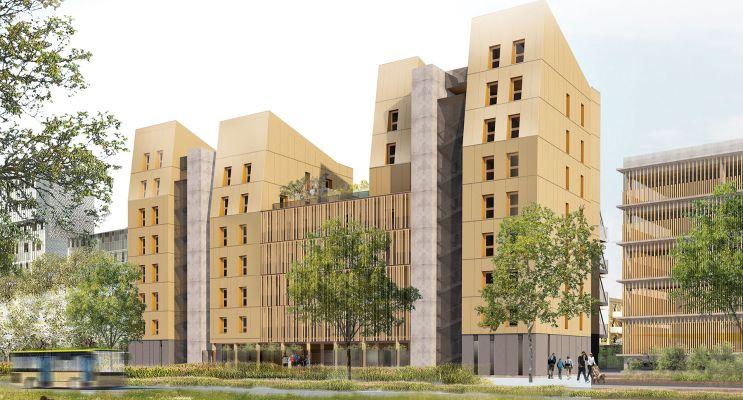 Photo du Résidence « Greenwood » programme immobilier neuf en Loi Pinel à Strasbourg
