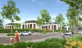 Strasbourg programme immobilier neuve « Id'ill »  (2)