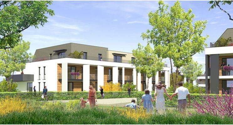 Photo du Résidence « Id'ill » programme immobilier neuf en Loi Pinel à Strasbourg