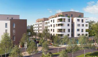 Strasbourg : programme immobilier neuf « Impulsion » en Loi Pinel