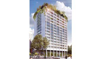 Photo du Résidence « La Canopée » programme immobilier neuf en Loi Pinel à Strasbourg