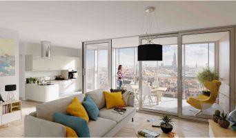Résidence « La Canopée » programme immobilier neuf en Loi Pinel à Strasbourg n°3