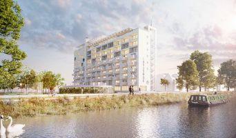 Résidence « Latitude 44 » programme immobilier à rénover en Loi Pinel ancien à Strasbourg n°3