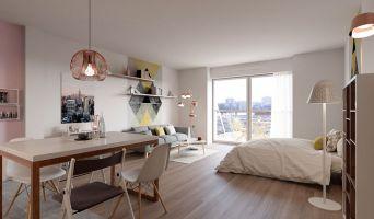 Photo n°5 du Résidence « Latitude 44 » programme immobilier à rénover en Loi Pinel ancien à Strasbourg