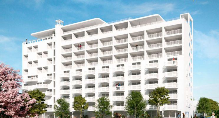 Résidence « Latitude 44 » programme immobilier à rénover en Loi Pinel ancien à Strasbourg n°2